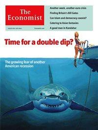 Журнал Журнал The Economist (6 августа 2011) / US