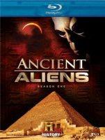 Древние пришельцы. Первый сезон (2010) HDRip avi 8284,16Мб