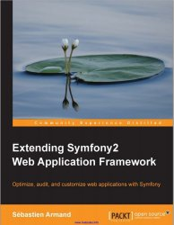 Книга Extending Symfony2 Web Application Framework