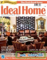 Журнал The Ideal Home and Garden - November 2014
