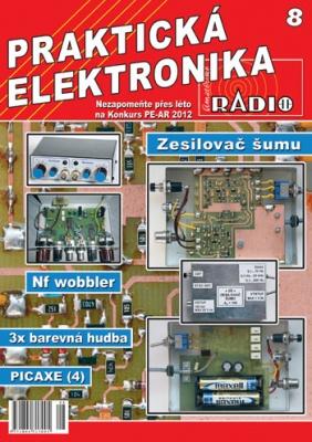 Журнал Prakticka Elektronika №8,2012
