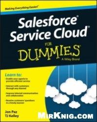 Книга Salesforce Service Cloud For Dummies