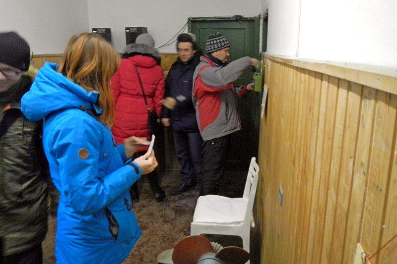 Спецотдел №7: первая комната и озадаченные участники