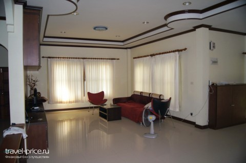 Общая гостиная в доме