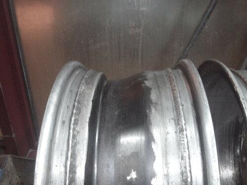 Продам Боггера 37*13 на литье с наваренными хампами