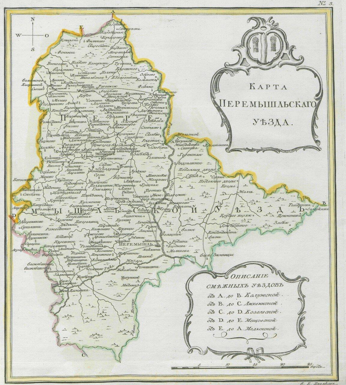 05. Перемышльский уезд