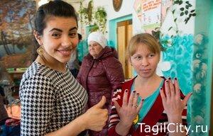дети,помощь,акция,благотворительность,пенсионеры,Свердловская область,Первомайское,благотворительный фонд