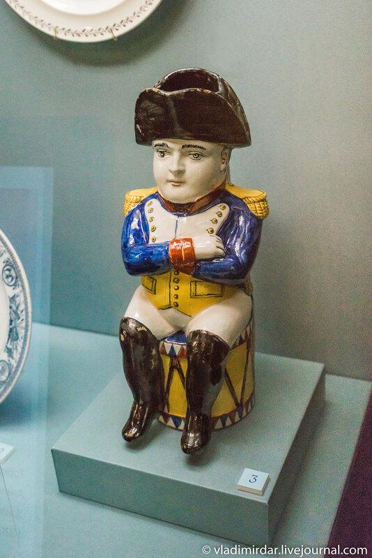 Кувшин Тоби «Наполеон Бонапарт»