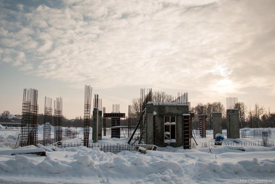 строительство жилья в сарове