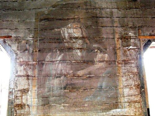 Арханг. храм, Пороз, внутр.