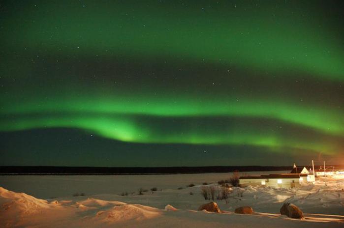 Красивые фотографии полярного сияния 0 10d5fe 6e7962a5 orig