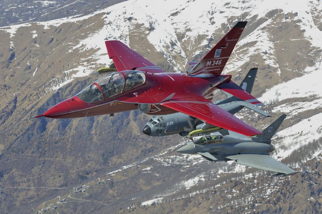 AleniaAermacchi, Eurofighter