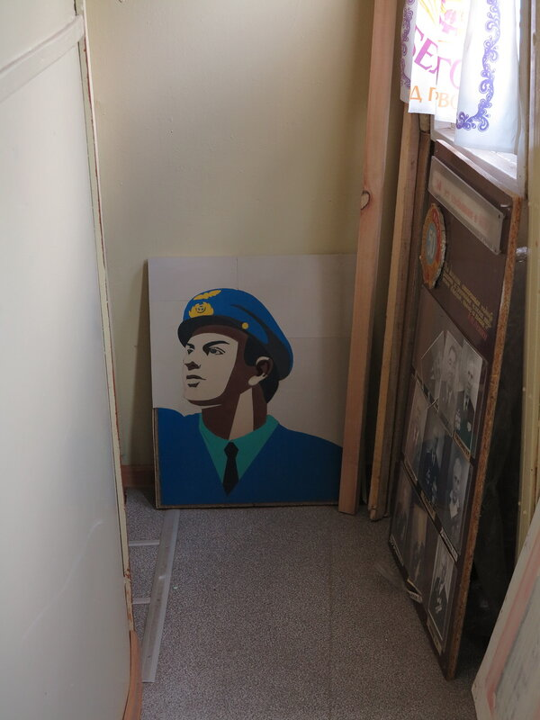 поезд-музей РЖД, Вокзальная улица, Белгород (8).JPG