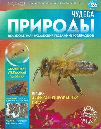 Книга Подшивка журналов: Чудеса природы №№22-26 + 2 спецвыпуска(2014)