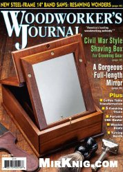 Журнал Woodworker's Journal - June 2014