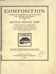 Книга Composition, a series of exercises in art structure for the use of students and teachers
