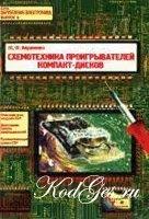 Книга Схемотехника проигрывателей компакт-дисков