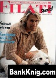 Журнал Filati Wolle Handstrick Special