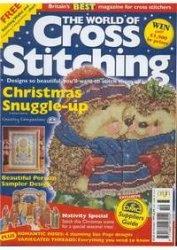 Журнал The World of Cross Stitching № 24