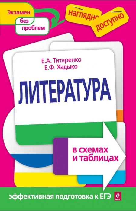 Книга ЕГЭ Литература 9-10-11 класс