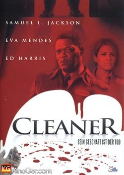 Cleaner - Sein Geschäft ist der Tod (2007)
