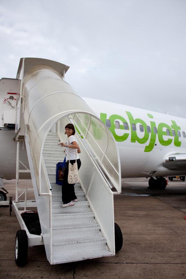 Бразилия, перелет Фоз-ду-Игуасу - Белу-Оризонти