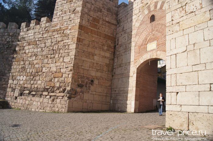 Ворота Бурса
