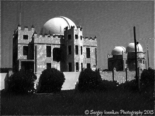 Andrushivka astronomical observatory
