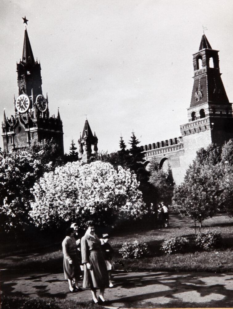 1960. Весна в Кремле