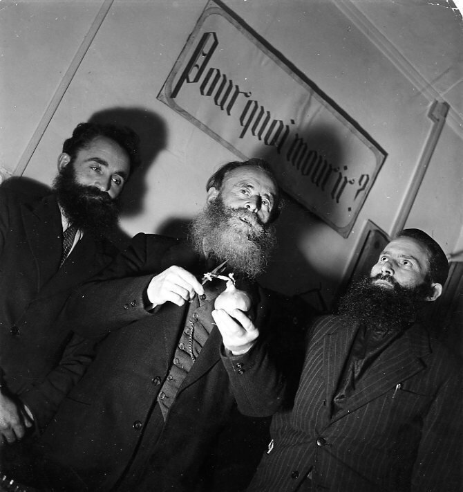 1949. Адепты Лукового культа