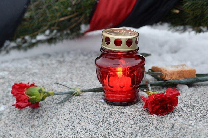 71 годовщина снятия блокады Ленинграда. Фото ИТАР-ТАСС.