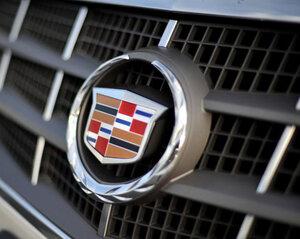 Cadillac покажет новый кроссовер XT5 в Лос-Анджелесе