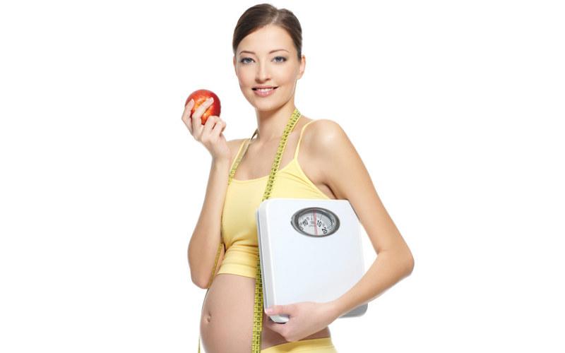 Разрешается ли чрезмерная прибавка в весе во время беременности?