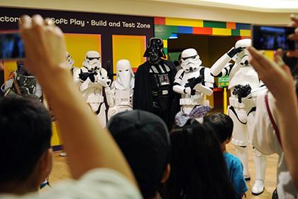 Disney отправляет «Звездные войны» в морской круиз