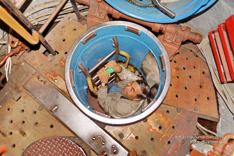 Подводная лодка-музей Б-413, Калининград