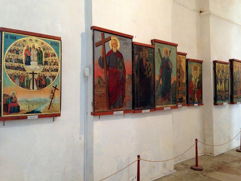 монастырь апостола Варнвавы на Северном Кипре