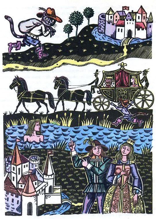Борис Диодоров «Німецькі народні казки» — Картинки и разговоры Премия на Работе