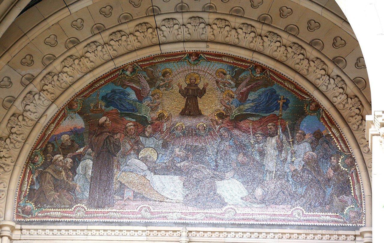 Бильбао. Церковь Святого Франциска Ассизского (Iglesia de San Francisco de Asís)