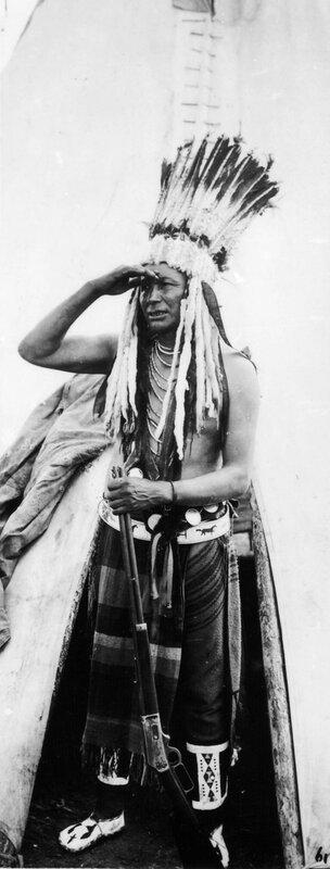 'Loma' a prosperous Indian farmer, 1907