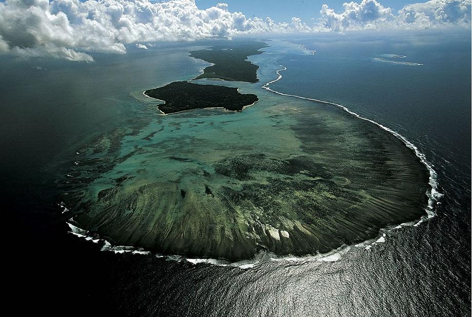 37. Остров Нози Нато, Мадагаскар.