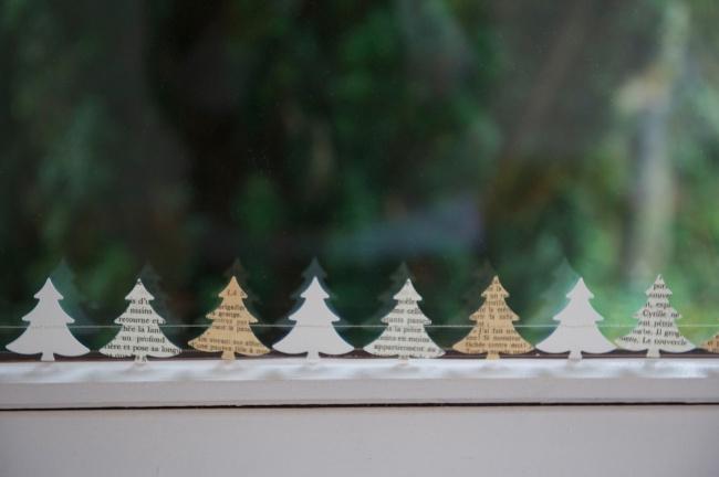 10идей новогодних гирлянд своими руками