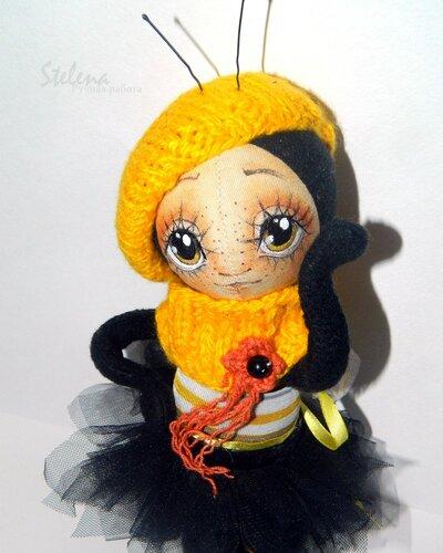 пчела своими руками