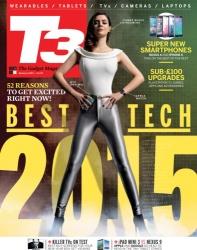 Журнал T3 The Gadget Magazine - January 2015