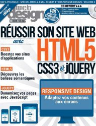 Журнал Web Design Magazine Hors-Serie No.17