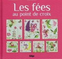 Журнал Les fees au point de croix jpg 31Мб