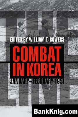 Книга The Line: Combat in Korea, January–February 1951 pdf (e-book) 5,18Мб