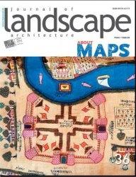 Журнал Journal of Landscape Architecture №36 2012