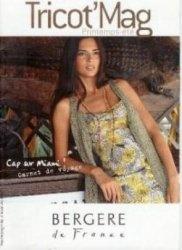 Журнал Bergere de France №142 Tricot Mag