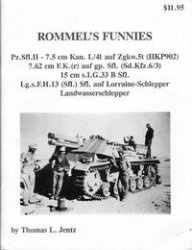 Книга Panzer Tracts: Rommel's Funnies