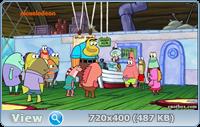 Губка Боб Квадратные штаны (1-9 сезоны: 1-204 серии из 204 + 10 сезон: 1,3,4 серии) / SpongeBob SquarePants (1999-2017/WEB-DL/DVDRip/SATRip)